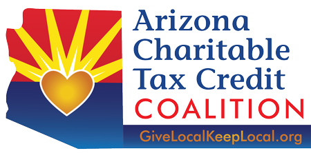 Arizona Charitable Tax Credit Coalition Retina Logo